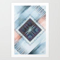 Messy Pattern I Art Print