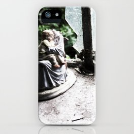 The Headless Mother iPhone Case