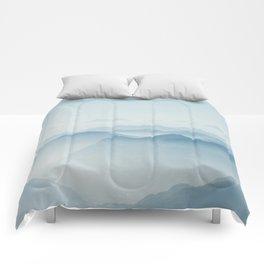 Blue mountain Comforters
