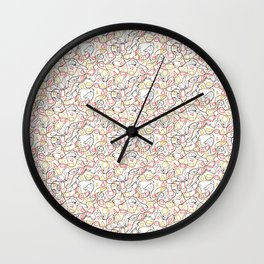 Trendy Design Wall Clock