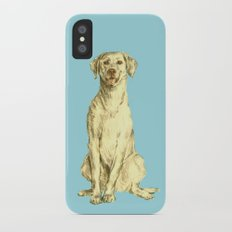Labradorable Slim Case iPhone X