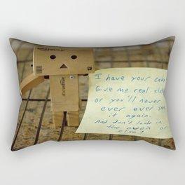 I have your cake... Rectangular Pillow