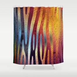 Frustration V Shower Curtain