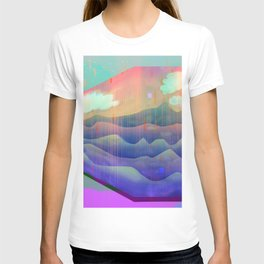 Sea of Clouds for Dreamers T-shirt