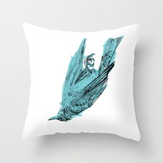 peace at last Throw Pillow