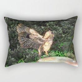 Cult of Youth: Landing Rectangular Pillow