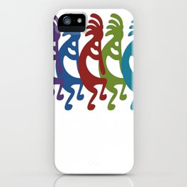 Kokopelli - The Fertility Deity iPhone Case