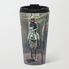 They came one night Travel Mug