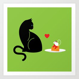 Mouse Trap Art Print