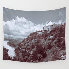 Ha Ha Tonka in Selenium and Gray Wall Tapestry