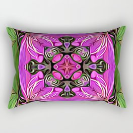Gates of Initiation Rectangular Pillow