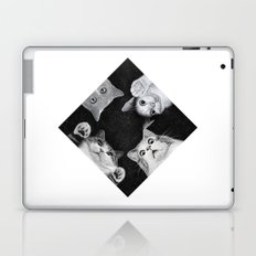 When you are kitten in the box Laptop & iPad Skin