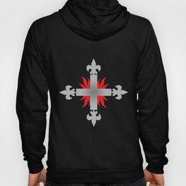 Three Musketeers Uniform Logo Hoody