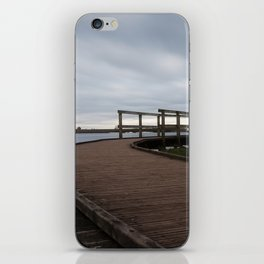 Chasewater Boardwalk iPhone Skin