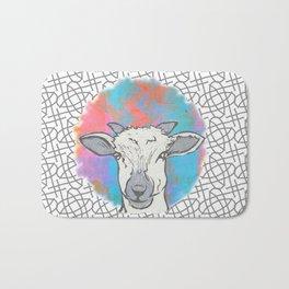 Sheep Spot Bath Mat