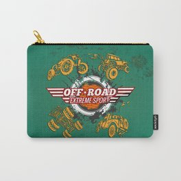 Offroad Extreme Sport Carry-All Pouch