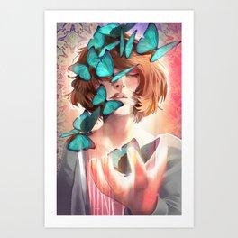 Life is Strange - Max Caufield Art Print