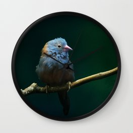 Cordon Bleu Canary Wall Clock