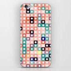 square dance iPhone Skin
