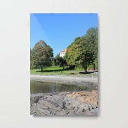 Oslo III Metal Print