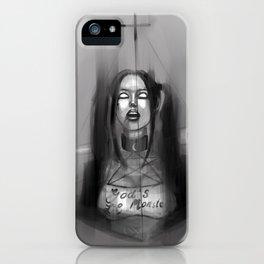 HarleyQuinn iPhone Case
