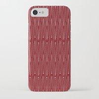 henna iPhone & iPod Cases featuring Henna by Nikki Neri