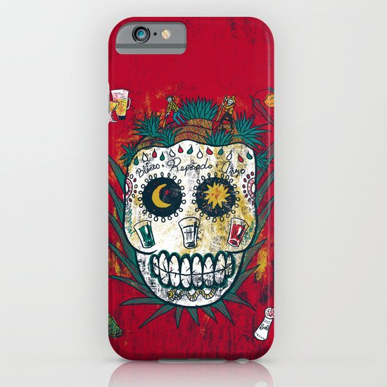 Tequila iPhone & iPod Case