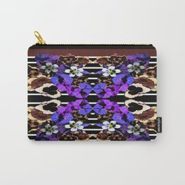 dark florals Carry-All Pouch