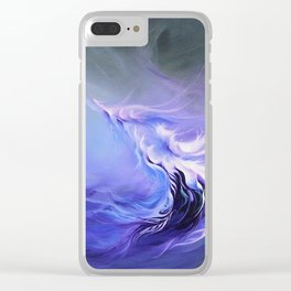 Inner Calling Clear iPhone Case