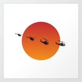 Apocalypse Now Illustration Art Print