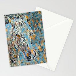 Mosaic Horse Stationery Cards