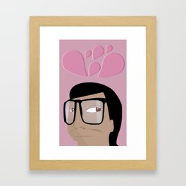 Elle Framed Art Print