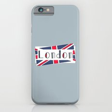 Home, Love, Illustration, Heart, london  Slim Case iPhone 6s