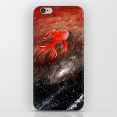 goldfish cosmos iPhone & iPod Skin