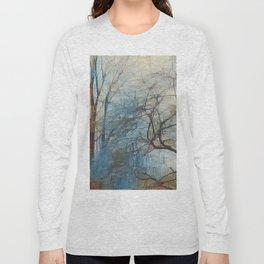 """""""Winter Willow"""" Long Sleeve T-shirt"""