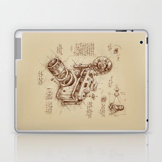 Moment Catcher Laptop & iPad Skin