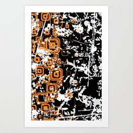 iPhone cover 1 Art Print