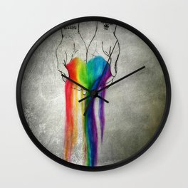 Agape Wall Clock
