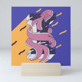 Letter I of 2019 Mini Art Print