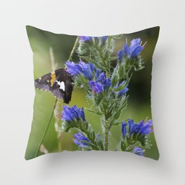 Summer in Shenandoah Throw Pillow
