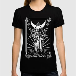Aleister Crowley - Do What Thou Wilt T-shirt