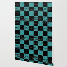 Plaid Retro Pattern Wallpaper