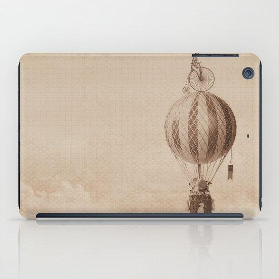 riding high iPad Case