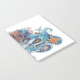 SEA NYMPH Notebook