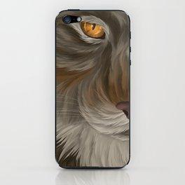 Wild Cat  iPhone Skin