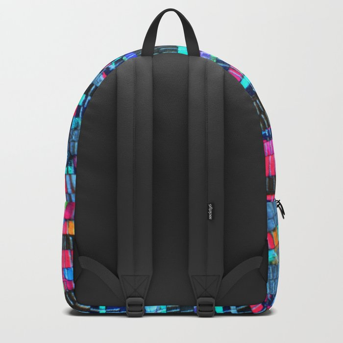 Colorful and Playfully Backpack