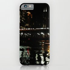 Chicago El and River at Night Slim Case iPhone 6s