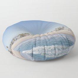 California Dreamin - Venice Beach Floor Pillow