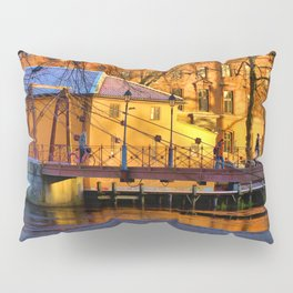 Sunshine And Shadows On A Winter Day Pillow Sham