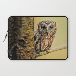 baby owl Laptop Sleeve